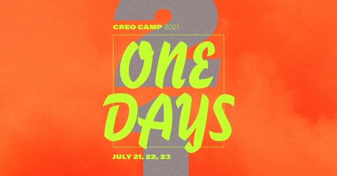 Creo Camp 2021: One Days image