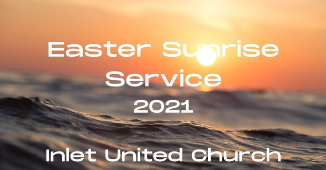 Watch the Apr 4 Easter Sunrise Service here! image