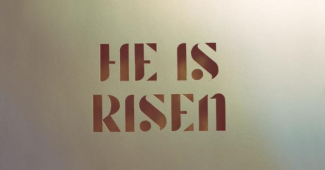 A Reflection for Easter in Song image