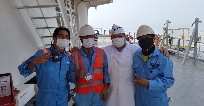 A tribute to Filipino Seafarers image