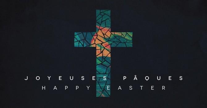 Un message de Pâques du Directeur image
