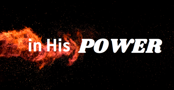 In His Power