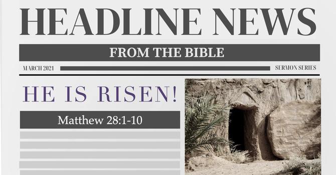 Sunday Morning • April 4, 2021