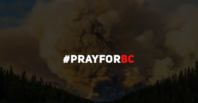 BC Wildfires Response image