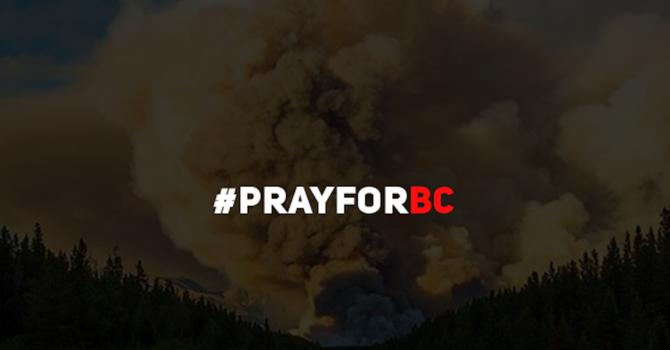 BC Wildfires Response image