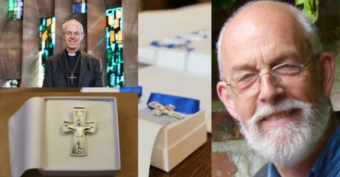 Congratulations to John Bowen on Lambeth Award image