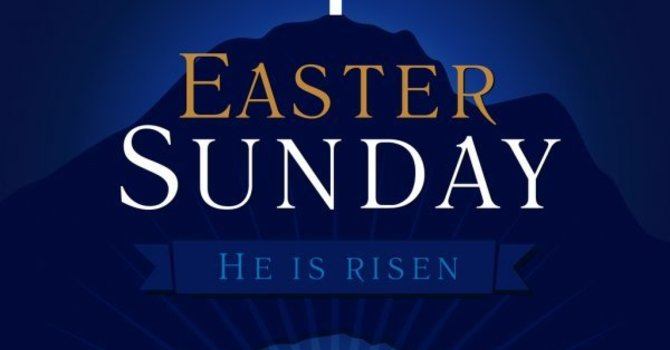EASTER 2021 SERVICE