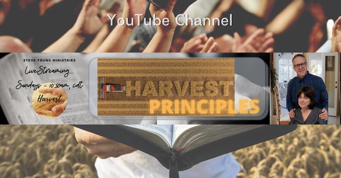 Harvest Principles - 11