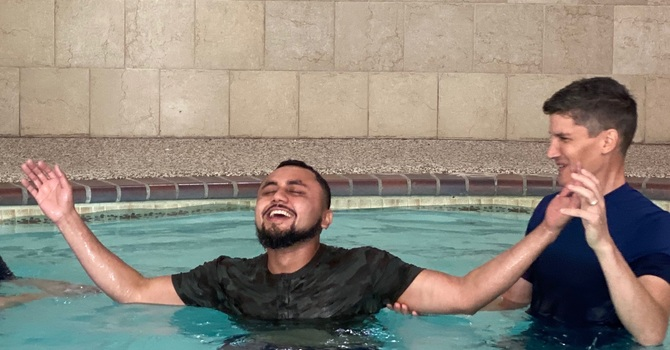 The Significance of Water Baptism