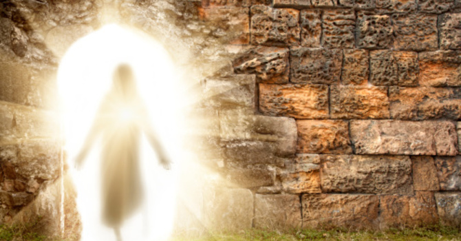 The Resurrection Is For You
