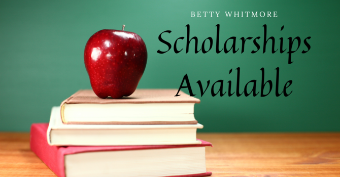 Scholarships Available! image