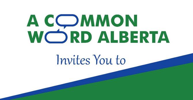 A Common Word Alberta image
