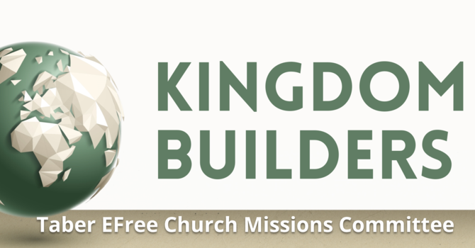 A Note from Kingdom Builders image