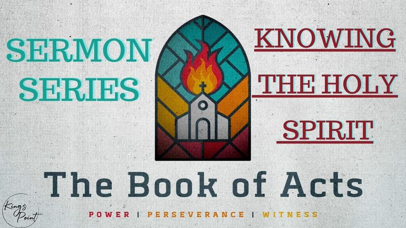 Book of Acts Week 3