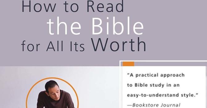10 Most common errors of interpretation when reading the biblical narratives image