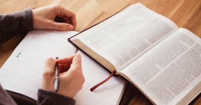 April Bible Highlight image