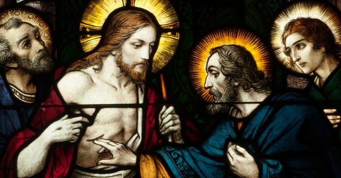 Bulletin: 1st Sunday After Easter image