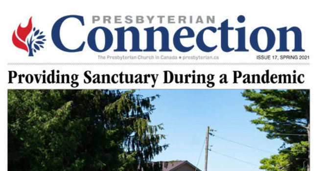 Read the Presbyterian Connection image