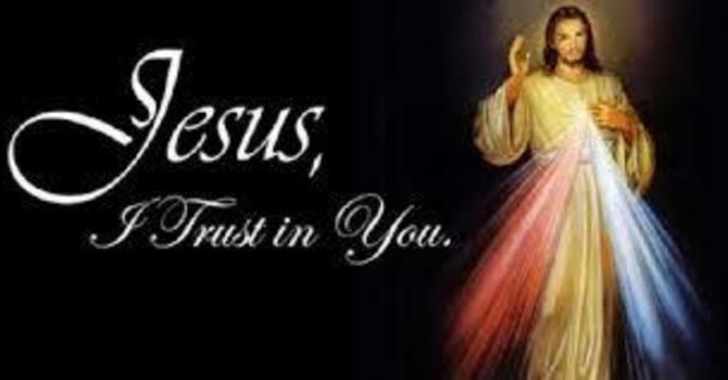 Bulletin: Divine Mercy Sunday