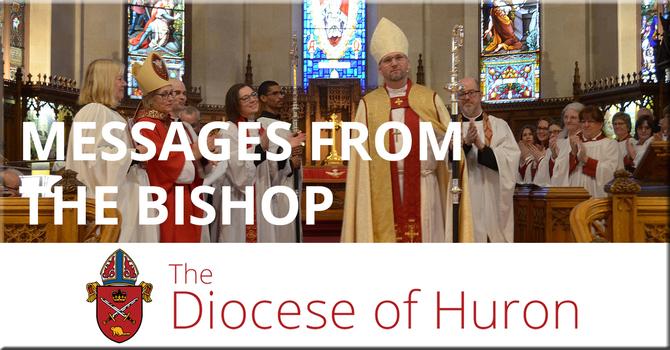 Bishop's Messages