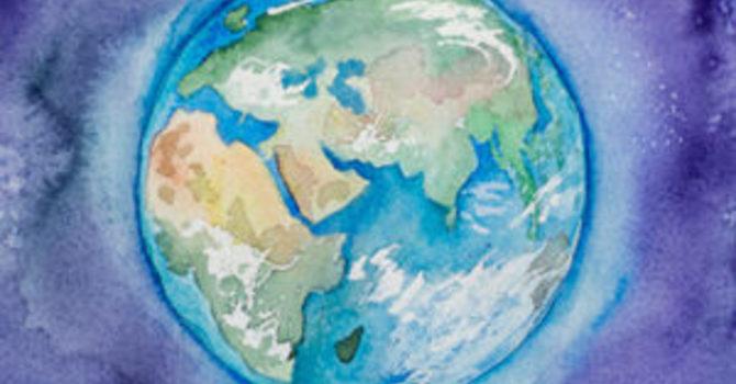 Earth Week April, 18, 20, 22, 2021