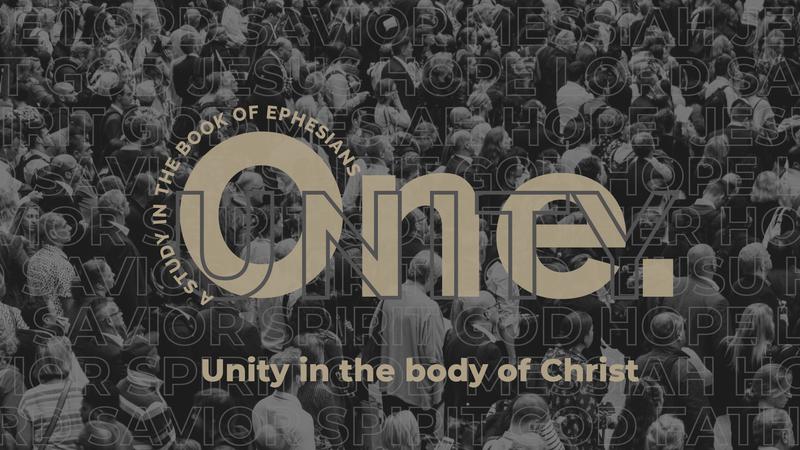 One | Unity | Wk.11 10AM  03.28.21