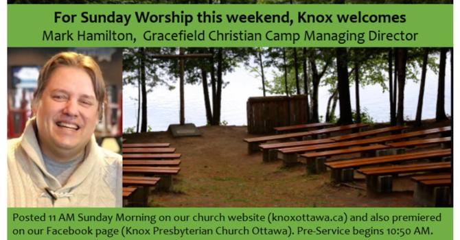 Gracefield Sunday!