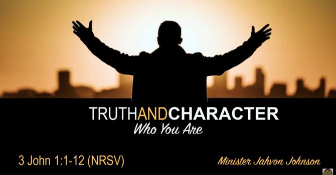 Truth And Character