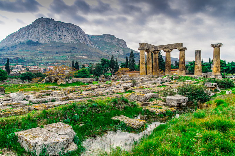 """""""The Mysteries of Corinth"""" A.M. Service"""