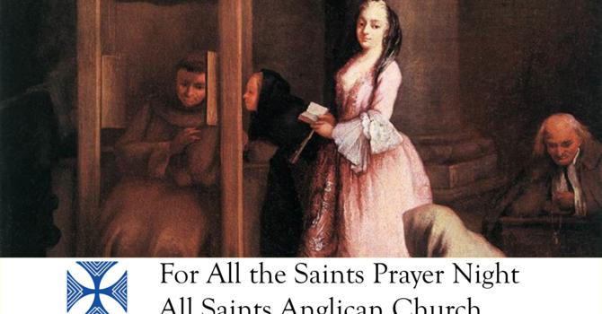 Cochrane Prayer Night April 14, 2021