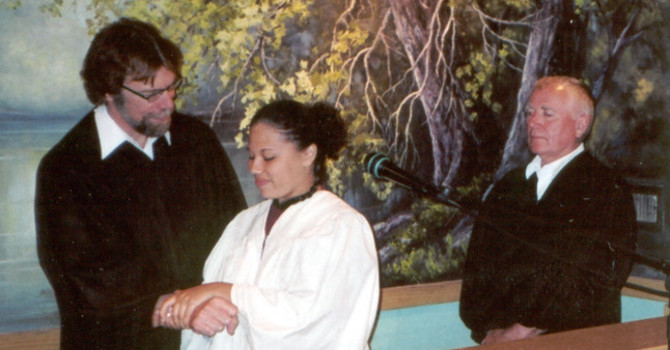 Baptism Service - Dec. 11 image
