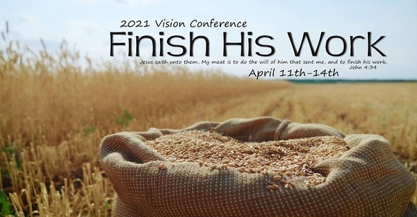2021 Vision Conference