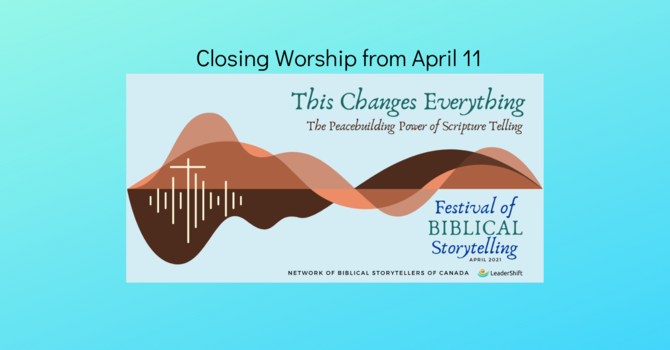 """Watch the Apr 11 """"This Changes Everything"""" Closing Worship Here image"""