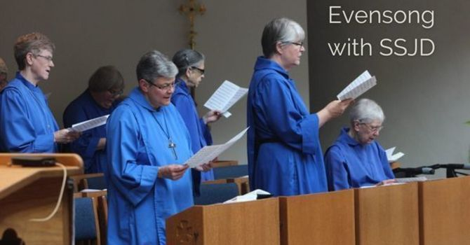Evensong with SSJD