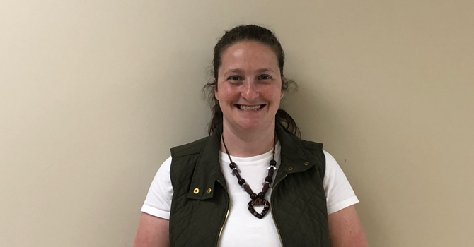 Welcome our new Administrative Assistant image