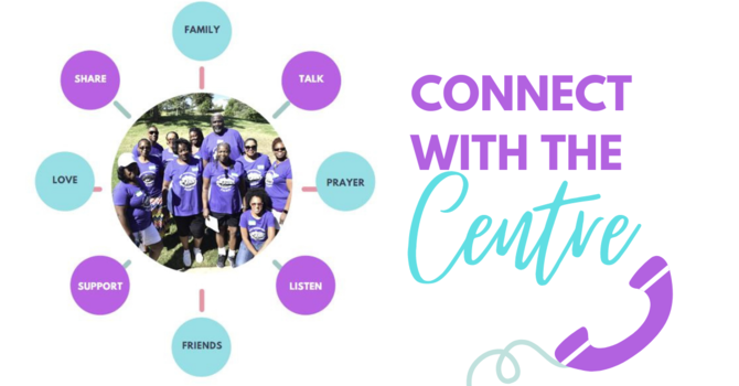 Connect With The Centre image