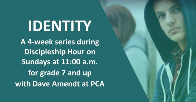 TabTalks Discipleship Hour--IDENTITY