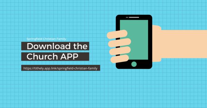 Church App image