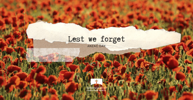 ANZAC Day image