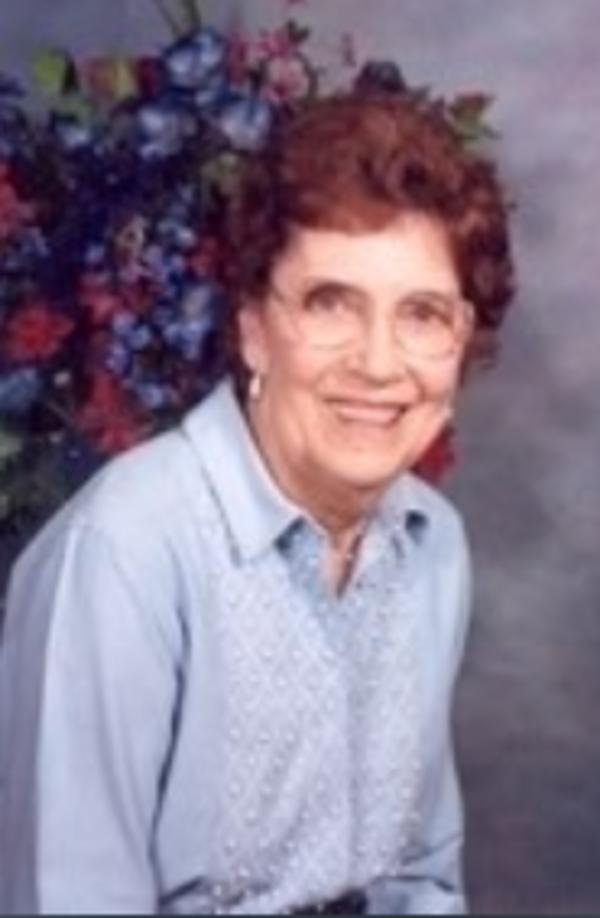 Edna Weigelt Funeral