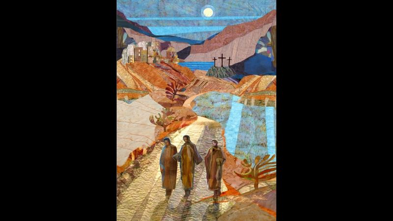 """""""Stay with Us"""": Jesus on the Road to Emmaus"""