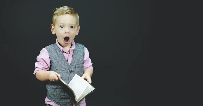 How Kids Can Grow in Jesus image