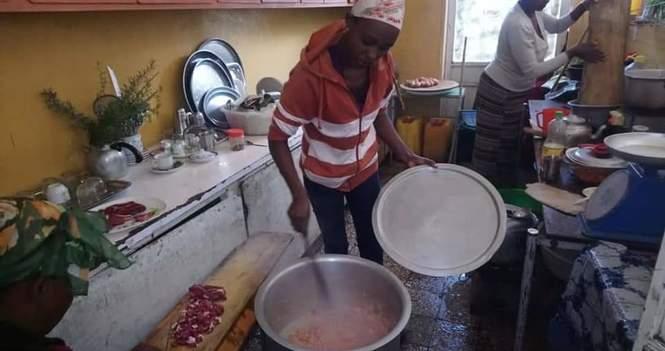 Soup Mix to Ethiopia