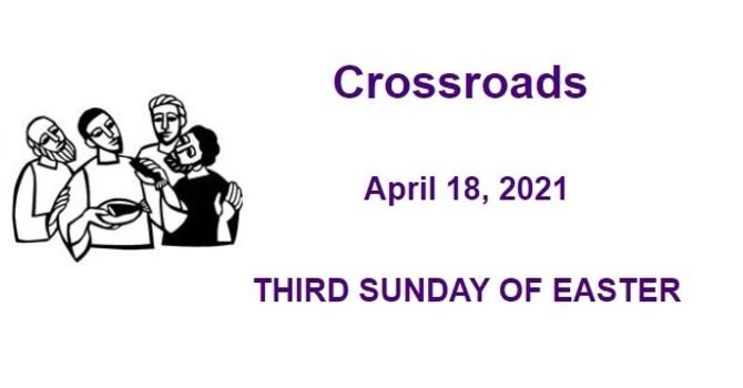 Crossroads April 18, 2021 image
