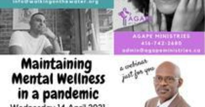Maintaining Mental Wellness in a Pandemic image