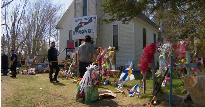 Prayer in Memory of the Nova Scotia Shootings image