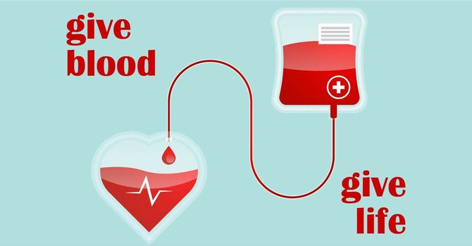 Red Cross Blood Drive - CANCELLED!