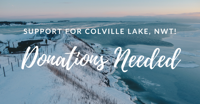 Support for Colville NWT image