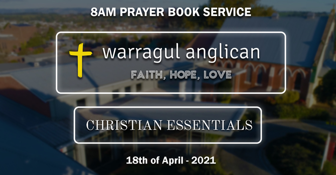 Christian Essentials Part 2