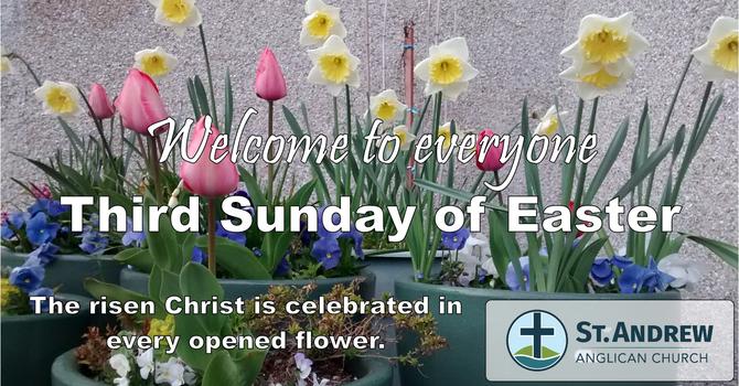 April 18, 2021  On-Line Sunday Service image